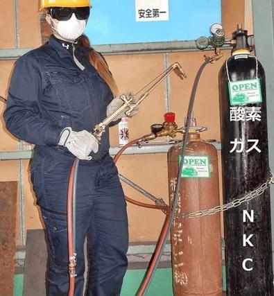 熱交換器の銅パイプ溶接   ※ 大至急募集 ♪